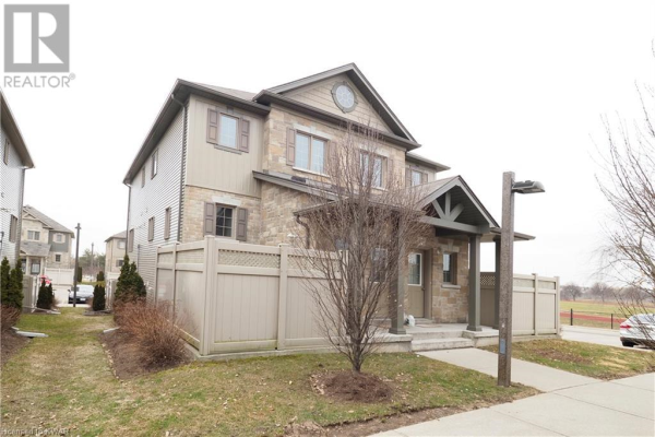 931 GLASGOW Street Unit# 22B, Kitchener