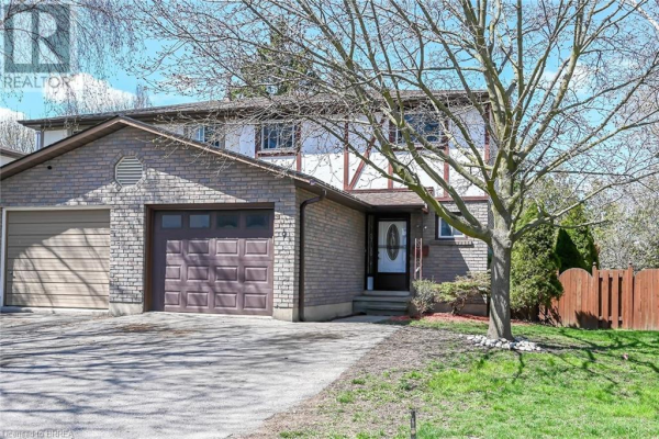 9 WOODS End, Brantford