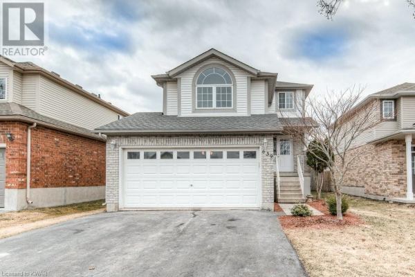639 SPINNAKER Crescent, Waterloo