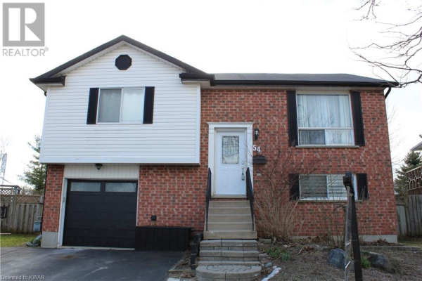 54 MARLIS Crescent, Kitchener