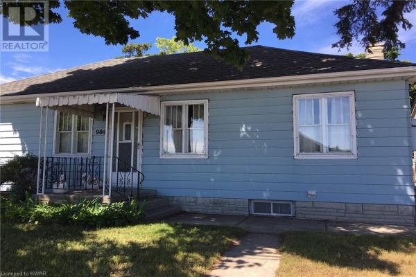 986 WEBER Street E, Kitchener