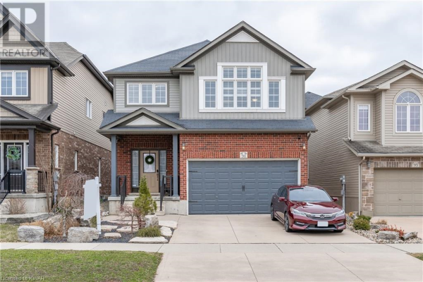 91 PARKVALE Drive, Kitchener