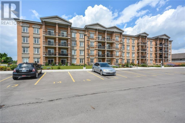 2 COLONIAL Drive Unit# 412, Guelph