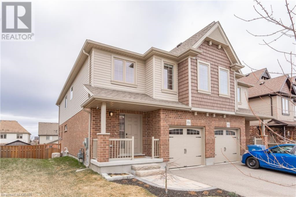 95B COULING Crescent, Guelph