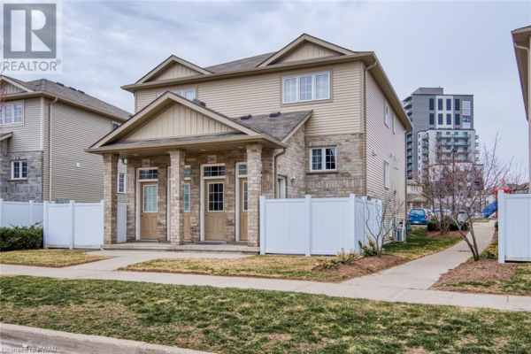 246 WESTMEADOW Drive Unit# D, Kitchener