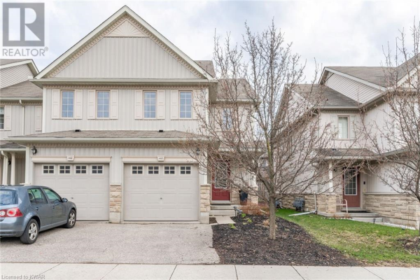 85 BANKSIDE Drive Unit# K63, Kitchener