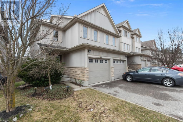 85 BANKSIDE Drive Unit# G39, Kitchener