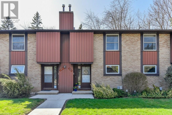 539 WILLOW Road Unit# 36, Guelph