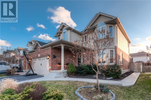 455 HEARTHWOOD Drive, Kitchener