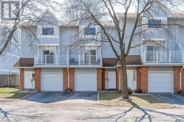 131 TRAYNOR Avenue Unit# 5, Kitchener