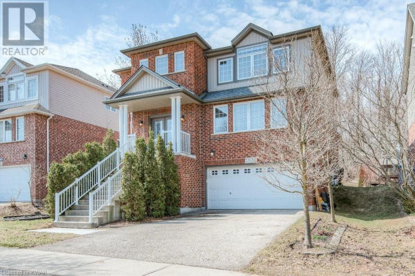 814 GREY ALDER Court, Waterloo