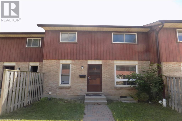 249 CEDARBRAE Avenue Unit# 33, Waterloo