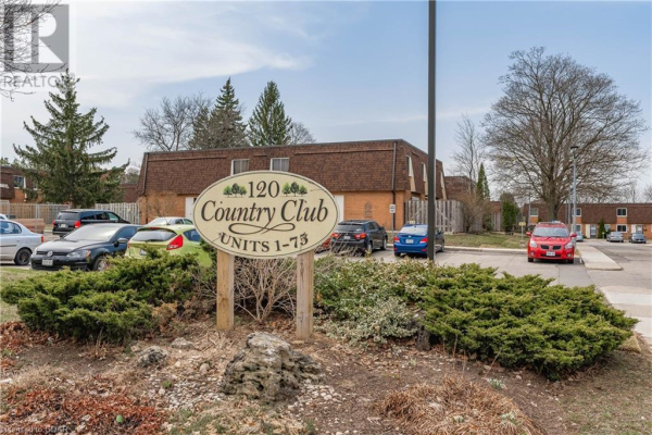 120 COUNTRY CLUB Drive Unit# 4, Guelph