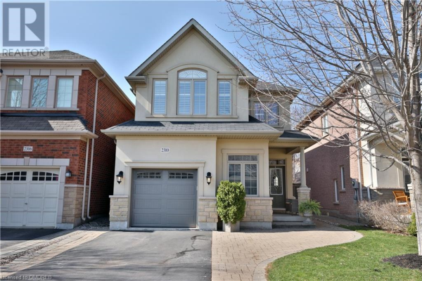 2310 KWINTER Road, Oakville