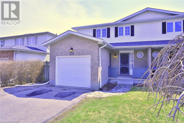25 MISTY Street, Kitchener