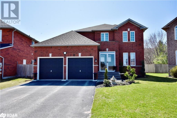 17 SANDALWOOD Court, Barrie