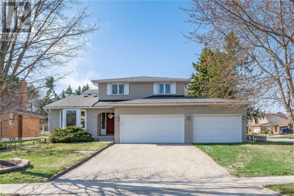 1 HALESMANOR Court, Guelph