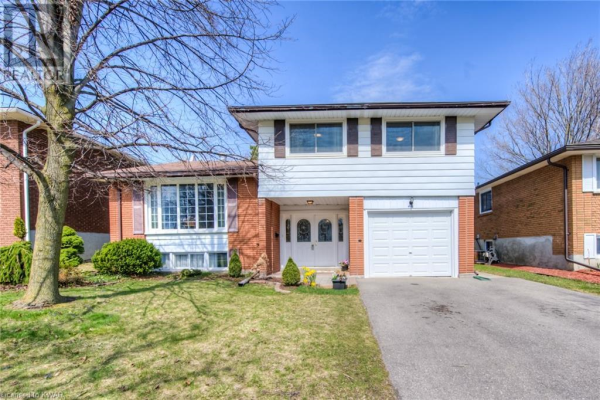 40 BONNYLYN Drive, Kitchener