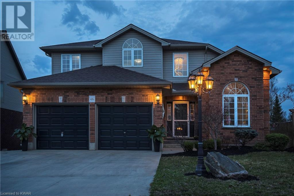 416 LAKEVIEW Drive, Woodstock