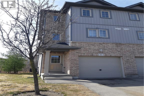 285 OLD HURON Road Unit# 1, Kitchener