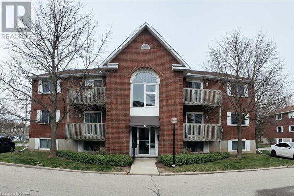 565 GREENFIELD Avenue Unit# 610, Kitchener