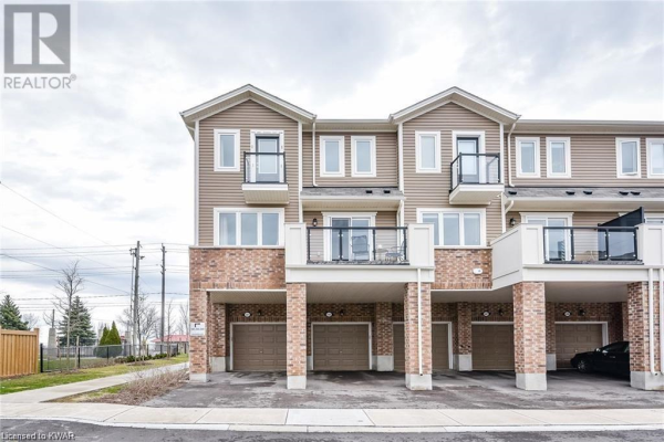 541 GOLDENROD LANE Lane Unit# 176, Kitchener
