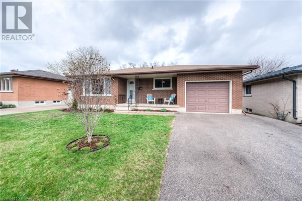 50 FARRIER Drive, Kitchener