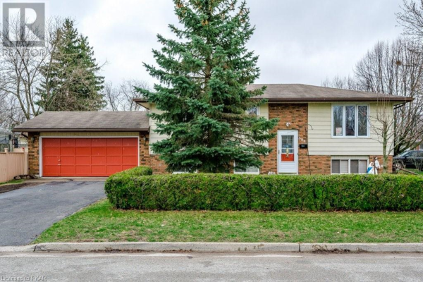 580 BARNES Crescent, Peterborough