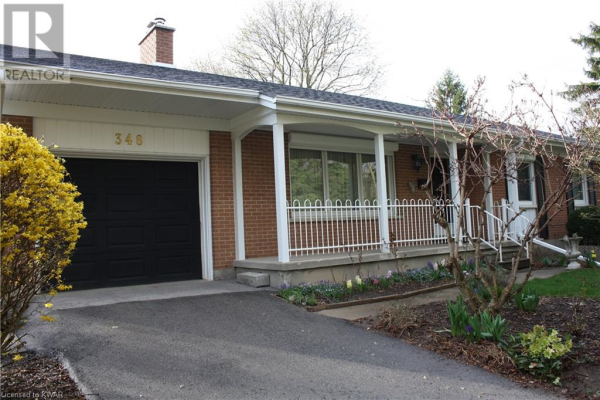 348 FOREST HILL Drive, Kitchener