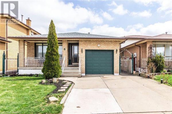 6 ENVOY Boulevard, Stoney Creek