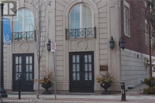 261 CHURCH Street Unit# 101, Oakville