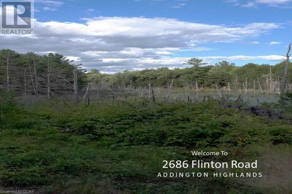 2686 FLINTON Road, Addington Highlands