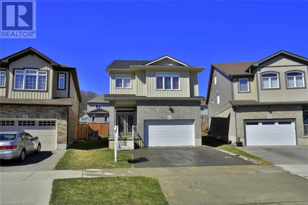 411 MOORLANDS Crescent, Kitchener
