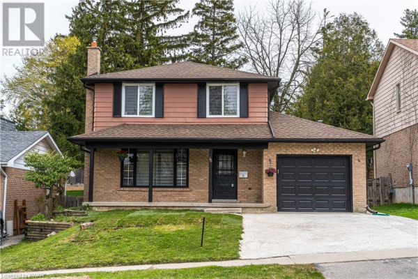 18 VINTAGE Crescent, Kitchener