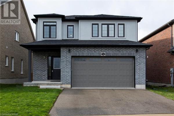 541 BRITTANIA Crescent, Kitchener