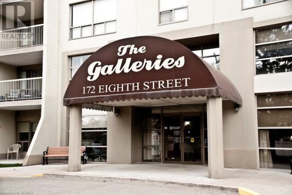 172 EIGHTH Street Unit# 604, Collingwood