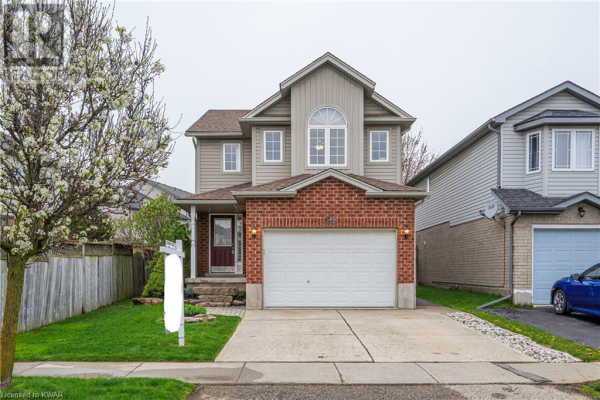 35 LEMONBALM Street, Kitchener