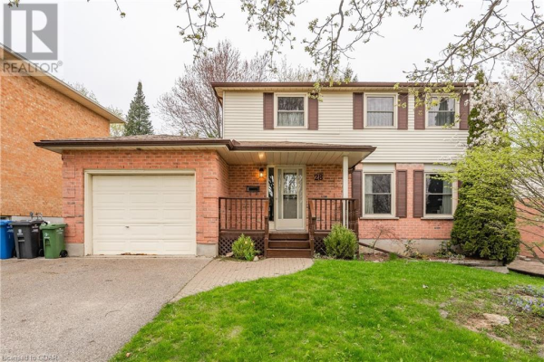 28 SAGEWOOD Place, Guelph
