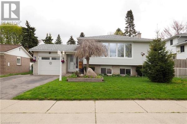 66 HOWLAND Drive, Kitchener