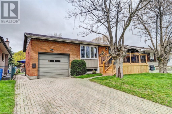 222 SHELLEY Drive, Kitchener