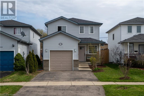 339 BANKSIDE Drive, Kitchener