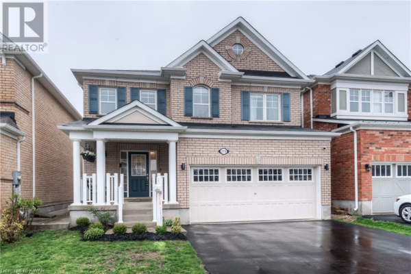 219 APPLE HILL Crescent, Kitchener