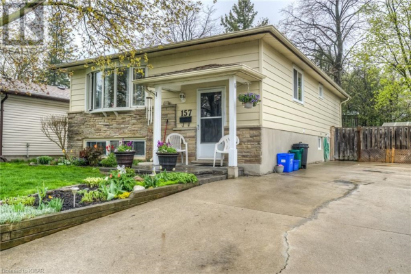 157 PINEDALE Drive, Kitchener