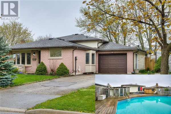 117 CLEARWATER Crescent, Waterloo