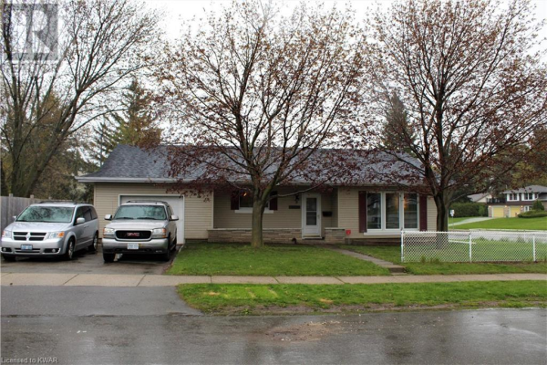 8 HAHN Place, Kitchener