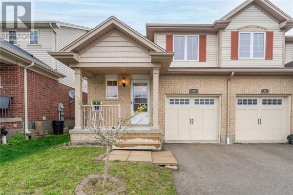 46 GRAVEL RIDGE Trail, Kitchener