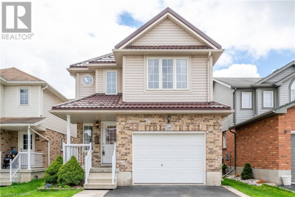 209 MOUNTAIN LAUREL Crescent, Kitchener
