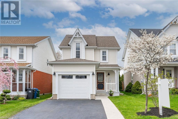 9 MCCURDY Road, Guelph