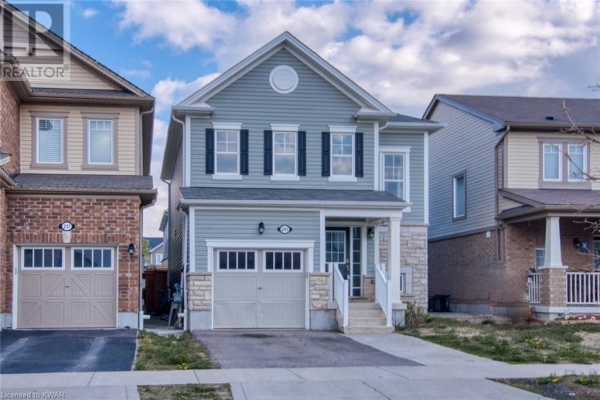 241 PINEGLEN Crescent, Kitchener