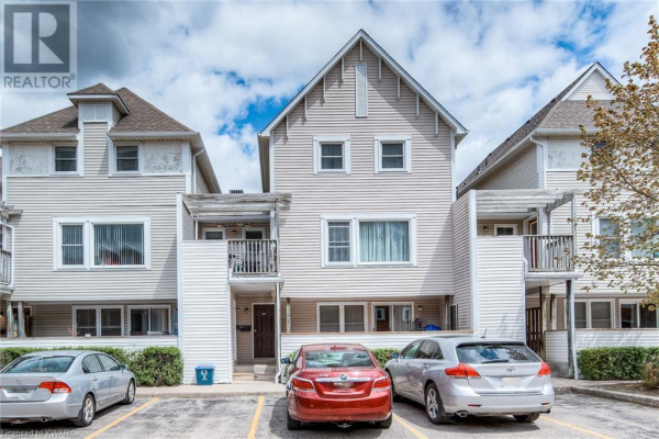 463 BEECHWOOD Place Unit# 63, Waterloo